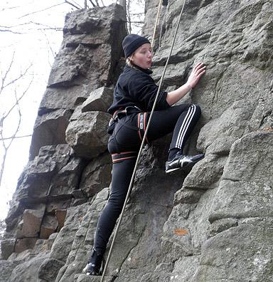 Семинар мастер-клас по скалолазанию